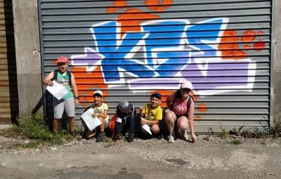 accuil de loisirs MCL Hi Hop Graff heros (1)