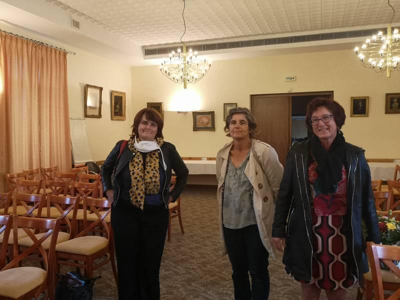 Sylvie Boyer, Sylvie Martin ainsi que Claude Wacho