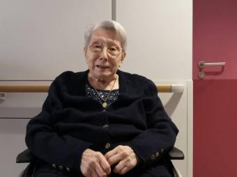 Pierrette Brune Anniversaire 100 ans (3)