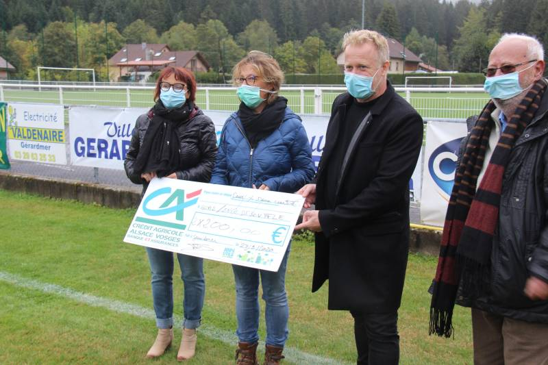 foot remise cheque assos