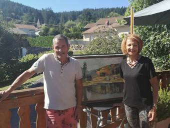 Martine et Yves ont repris le flambeau en vue de la création de ce musée qui pourrait enfin voir le jour.