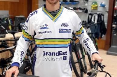 Thierry Bastien champion grand est 2020