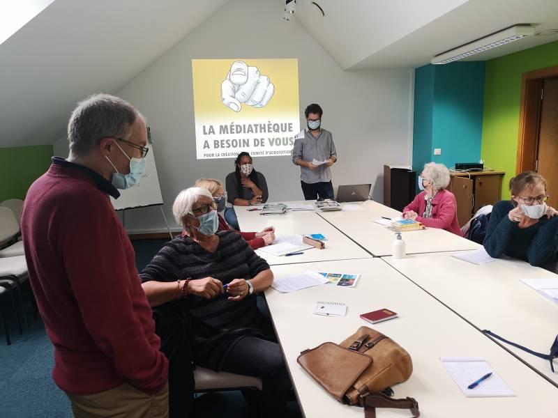 mediathèque tilleul acquisition comité (1)
