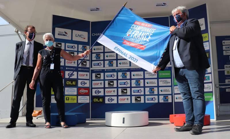 Décision sous 8 jours pour l'organisation des Chpts de France de Cyclisme à Epinal