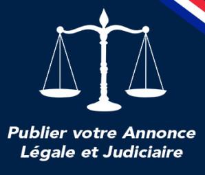 logo annonce légale