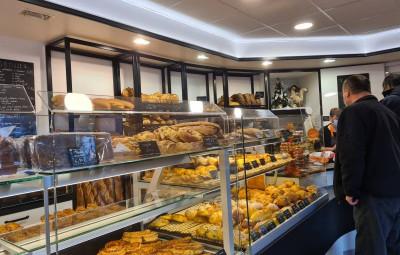Boulangerie Vaxelaire rue Charles de Gaulle.