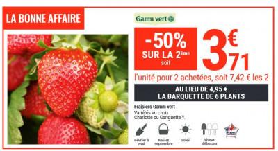 gamm vert fraises