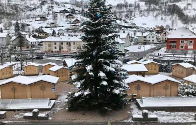 marché hiver La Bresse