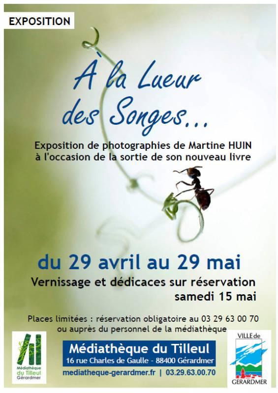 expo Martine Huin