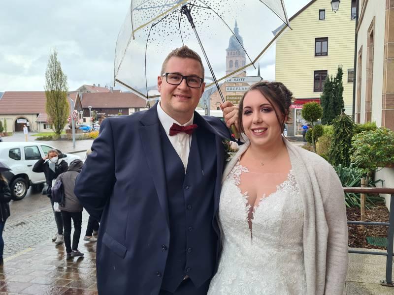 mariage 15 mai