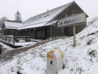 neige hohneck 25 mai 2021