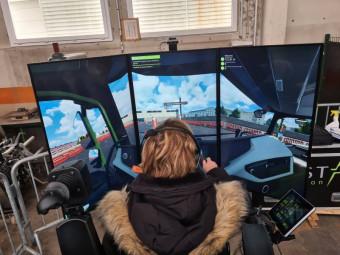 simulateur tenstar lycée de Gennes (2)
