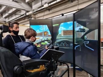 simulateur tenstar lycée de Gennes (3)