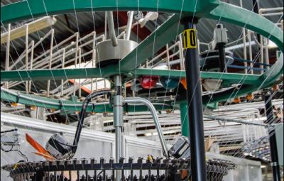vosges terre textile filature fil