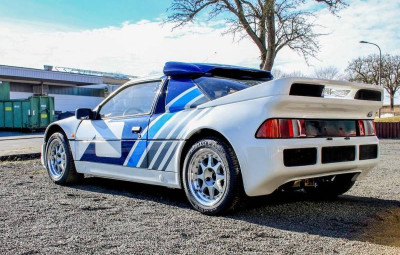 ford groupe B