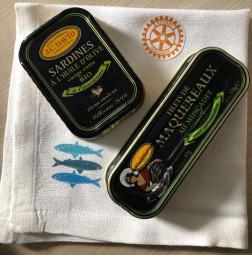 sardines rotary