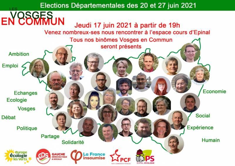 vosges en commun départementales 2021