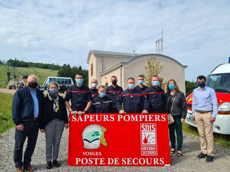 poste de secours pompiers Schlucht (5)