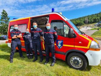 poste de secours pompiers Schlucht (6)