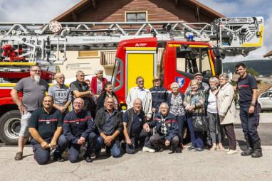 René Viry 100 ans pompiers gérardmer (4)