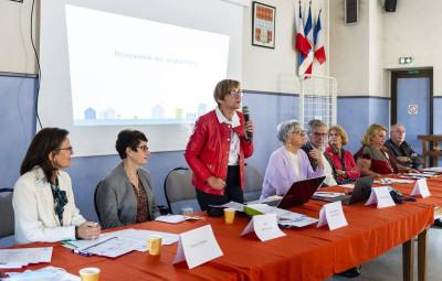 Assemblee générale AVF