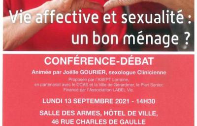 Affiche conférence 13sept