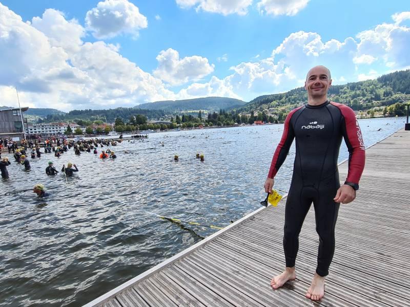 Doudou triathlon Gérardmer 2021