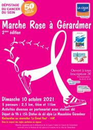 Flyer Marche Rose Gérardmer V1 30 août 2021