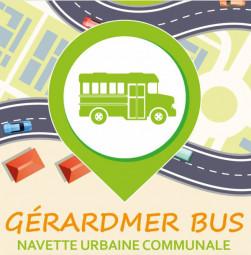 bus urbain navette Gérardmer