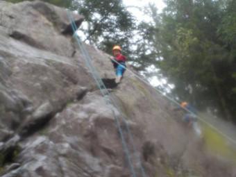 escalade roche club alpin Gérardmer (3)