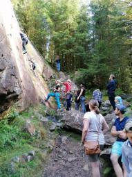 escalade roche club alpin Gérardmer (4)