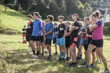 Les jeunes sportifs de l'Athlé Vosges