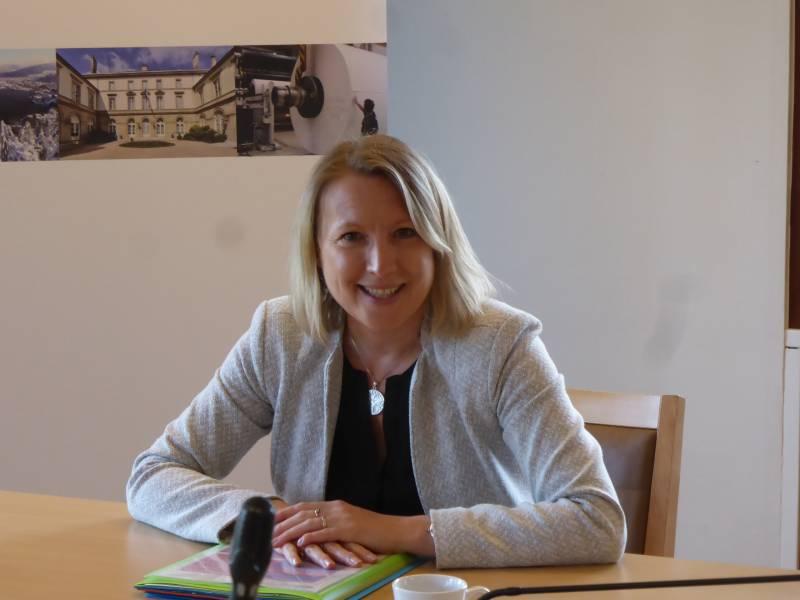 Virginie Martinez, nouvelle directrice de cabinet du Préfet des Vosges