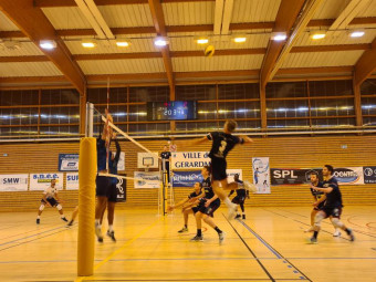 ASG Volley N2 vs Charenton 2021 2022 (1)