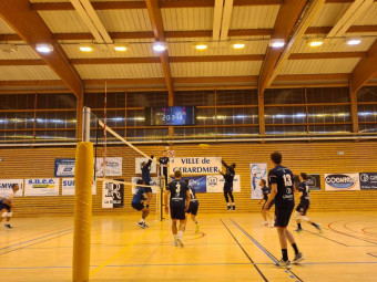 ASG Volley N2 vs Charenton 2021 2022 (2)