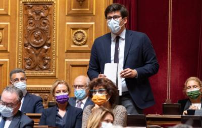 © Photo Sénat 13/10/21