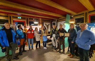 ski alpin esf remise cheque (2)